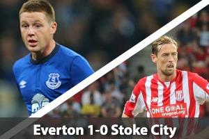 Everton Hospitality - Everton v Stoke - Goodison Park
