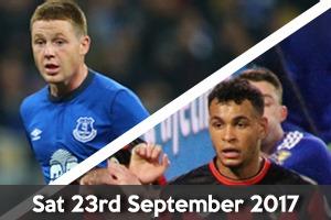 Everton Hospitality - Everton v Bournemouth - Goodison Park