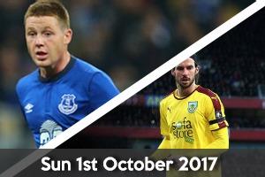 Everton Hospitality - Everton v Burnley - Goodison Park