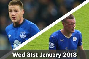 Everton Hospitality - Everton v Leicester - Goodison Park