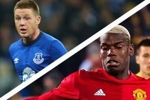 Everton Hospitality - Goodison Park - Everton v Man Utd