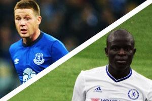 Everton Hospitality - Everton v Chelsea - Goodison Park