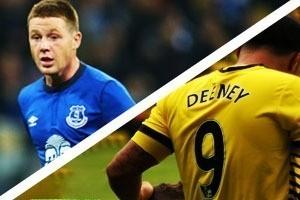 Everton Hospitality - Goodison Park - Everton v Watford