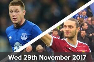 Everton Hospitality - Everton v West Ham - Goodison Park
