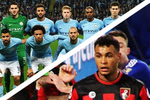 Manchester City Hospitality - Man City v Bournemouth - Etihad Stadium