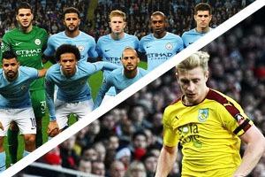 Manchester City Hospitality - Man City v Burnley - Etihad Stadium