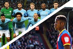 Manchester City Hospitality - Man City v Crystal Palace - Etihad Stadium