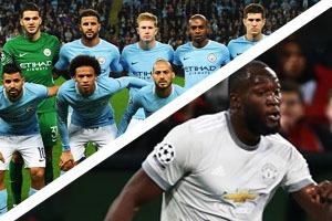 Manchester City Hospitality - Man City v Man United - Etihad Stadium