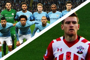 Manchester City Hospitality - Man City v Southampton - Etihad Stadium