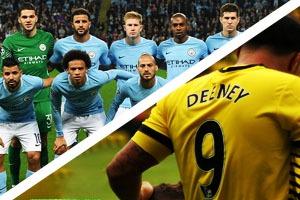 Manchester City Hospitality - Man City v Watford - Etihad Stadium