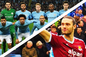 Manchester City Hospitality - Man City v West Ham - Etihad Stadium