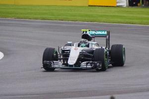 F1 British Grand Prix Practice