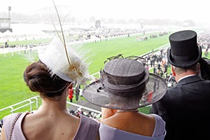 Royal Ascot Corporate Hospitality Packages - Wednesday 21st June 2017 - Ascot Racecourse
