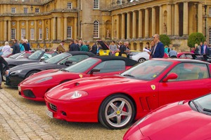 Salon Privé Tickets and Hospitality