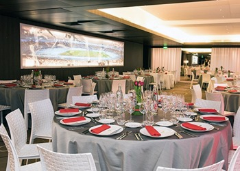 Colonades Lounge - France v Scotland Corporate Hospitality - Six Nations Championship