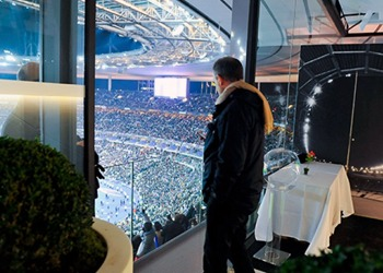 Le Lounge - France v Scotland Corporate Hospitality - Six Nations Championship