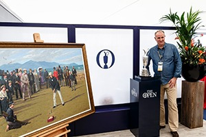 The Open Championship - Sunday - Corporate Hospitality