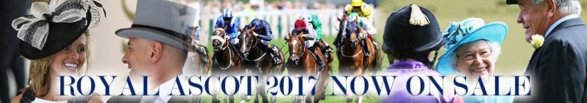 Royal Ascot 2017 Banner