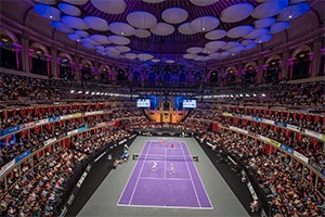 Champions Tennis Thursday - Royal Albert Hall - Corporate Hospitality Packages