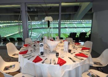 Corporate Box - Ireland v France Corporate Hospitality - Six Nations Championship