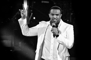 Craig David Concert Tickets and Corporate Hospitality