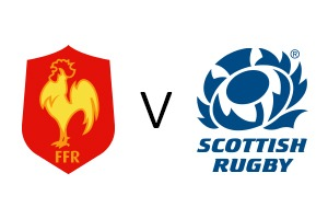 France v Scotland Corporate Hospitality - Colonnades Lounge - Stade de France
