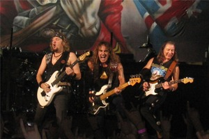 Iron Maiden - VIP Concert Tickets & Corporate Hospitality