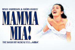 Mamma Mia VIP Tickets