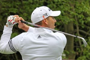 BMW PGA Championship golfer