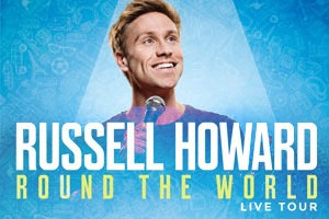 Russell Howard Round The World