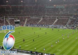 Six Nations Corporate Hospitality Packages - Stade de France