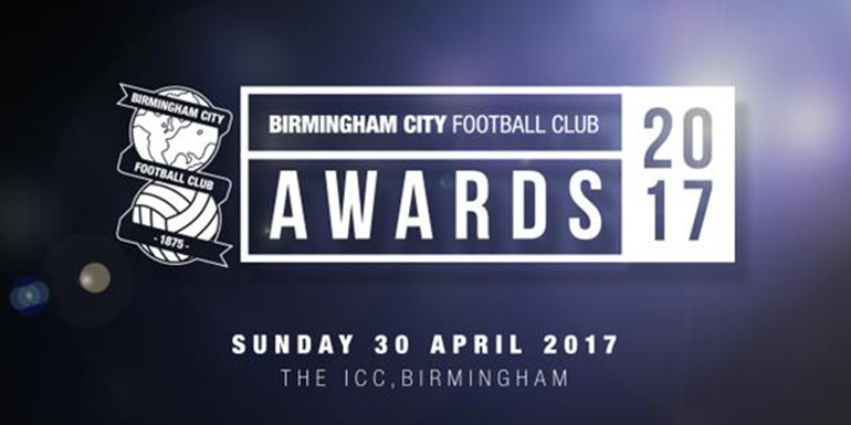 Eventmasters Sponsore Birmingham City FC Award