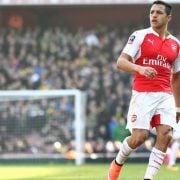 Alexis Sanchez - Arsenal - Premier League Football