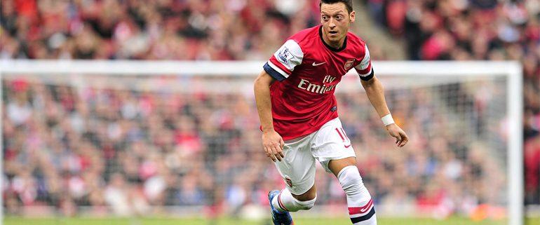 Mesut Ozil for Arsenal