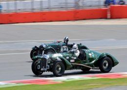 Silverstone Classic Sunday 2017 cars
