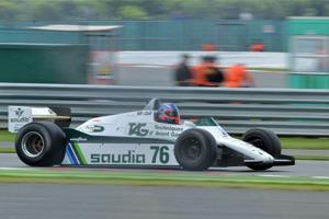 Silverstone Classic 2017 motor racing car
