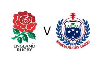 England v Samoa - Autumn International Hospitality - Twickenham Packages
