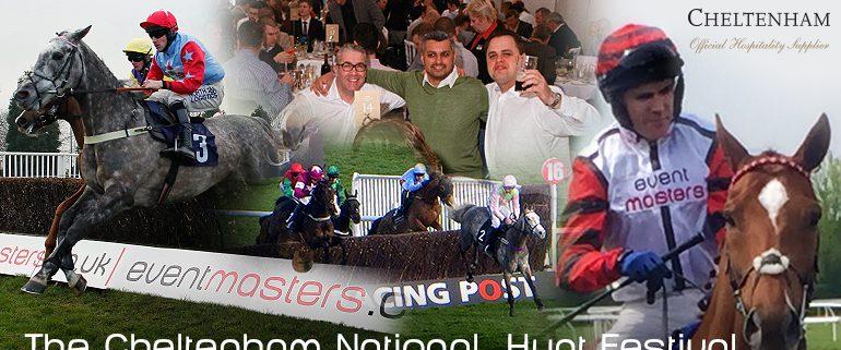 Eventmasters Cheltenham Festival Banner