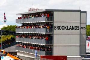 Brooklands Riders' Lounge - British MotoGP Corporate Hospitality