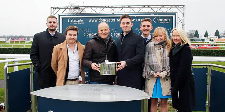 Winning Connections at the Eventmasters Doncaster Raceday 2017