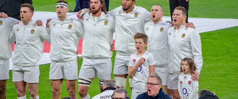 England's Rugby Players