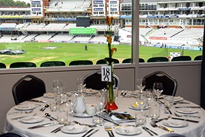 OCS Stand Boxes - KIA Oval Hospitality Reviews