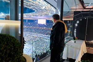 Le Lounge - Stade de France Corporate Hospitality
