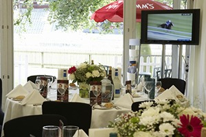Trackside Pavilions - Newmarket July Festival Hospitality Reviews