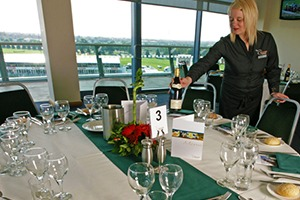 Triple Crown Restaurant - St Leger Festival Hospitality Reviews