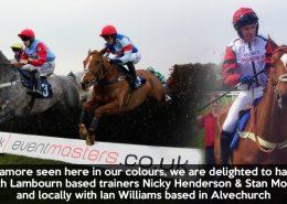 Eventmasters Horse Racing Hospitality Ambassador Tom Scudamore Previews The Cheltenham Festival 2017