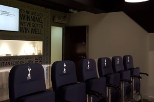 West Stand Box - Tottenham Hotspur Hospitality