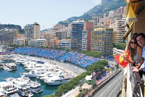 Terrace & Yacht Combo - Monaco Grand Prix Corporate Hospitality