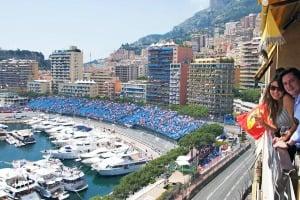 Terrace & Yacht Combo - Monaco Grand Prix Corporate Hospitality