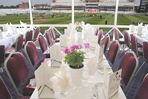 Derek Randall Suite - Trent Bridge Cricket Hospitality Reviews